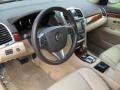 2008 SRX Cashmere/Cocoa Interior