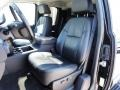 Ebony Interior Photo for 2008 Chevrolet Silverado 1500 #51557661