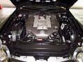 2005 SL 55 AMG Roadster 5.4 Liter AMG Supercharged SOHC 24-Valve V8 Engine