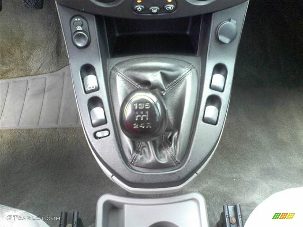 Saturn Vue Manual Transmission
