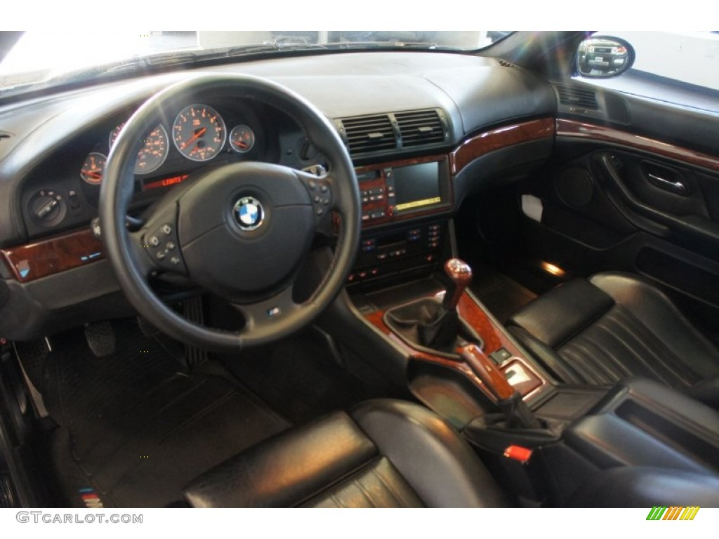 black interior 2000 bmw m5 standard m5 model photo 51568440. Black Bedroom Furniture Sets. Home Design Ideas