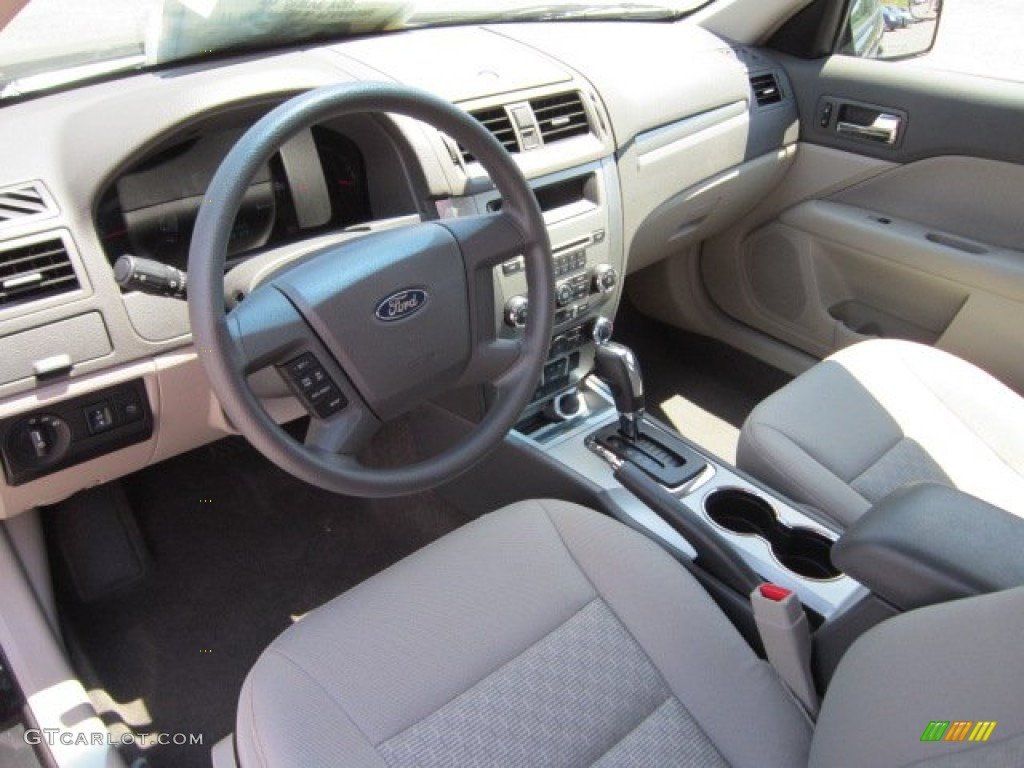 medium light stone interior 2011 ford fusion s photo 51572113. Black Bedroom Furniture Sets. Home Design Ideas