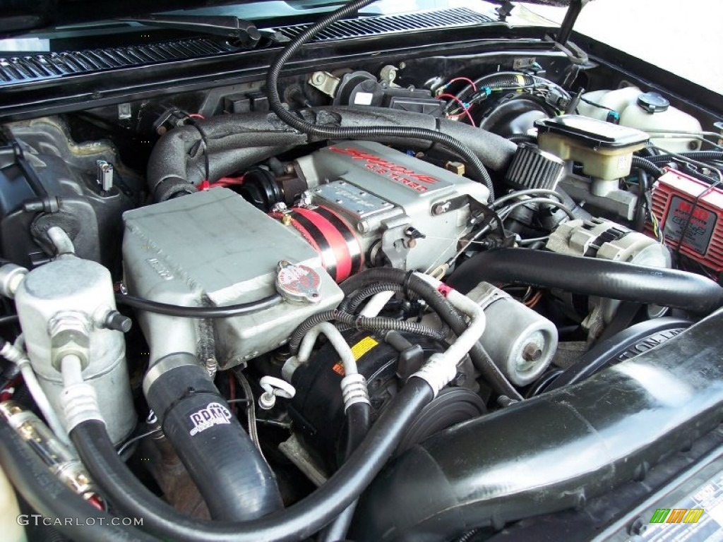 1991 Gmc Syclone Standard Model 4 3l Turbocharged V6 Engine Photo 51580996