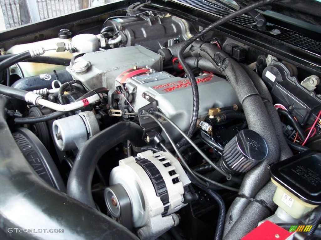 1991 GMC Syclone Standard Syclone Model 4.3L Turbocharged ...