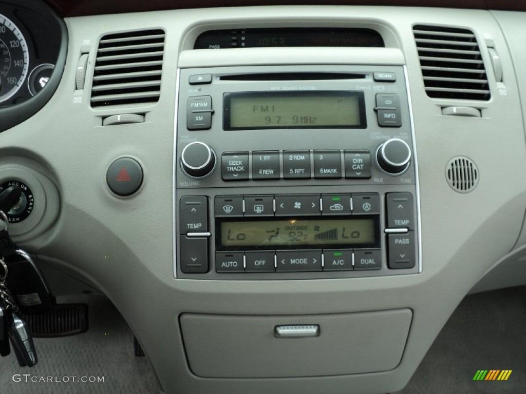 2007 Hyundai Azera GLS Controls Photo 51583201  GTCarLotcom