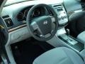 Black 2010 Hyundai Veracruz Interiors