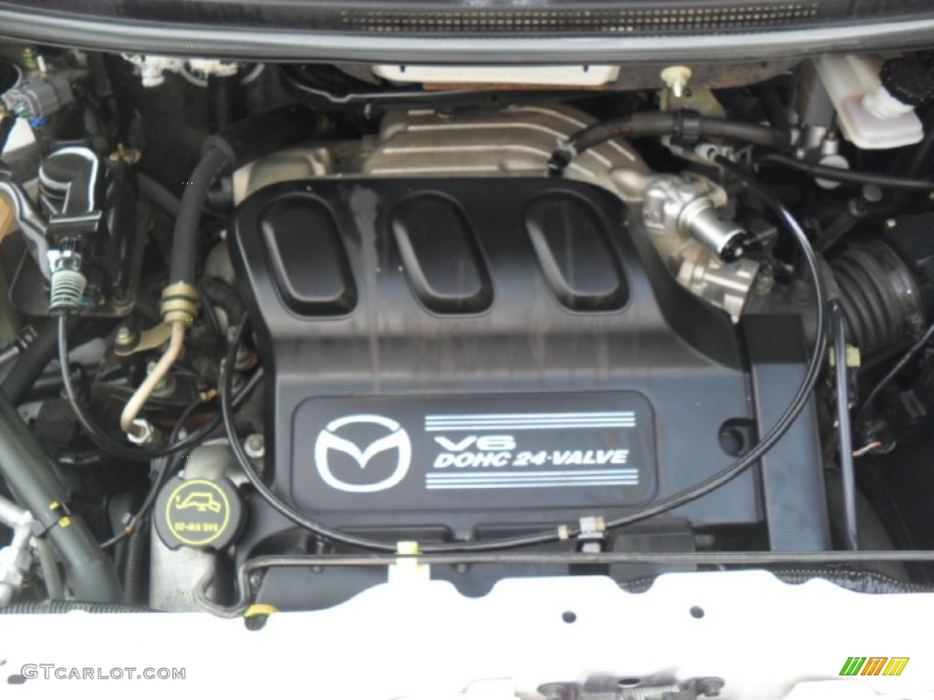 2005 mazda mpv es 3 0 liter dohc 24 valve v6 engine photo. Black Bedroom Furniture Sets. Home Design Ideas