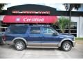 2002 True Blue Metallic Ford Excursion Limited #51576007