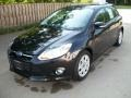 2012 Tuxedo Black Metallic Ford Focus SE 5-Door  photo #1