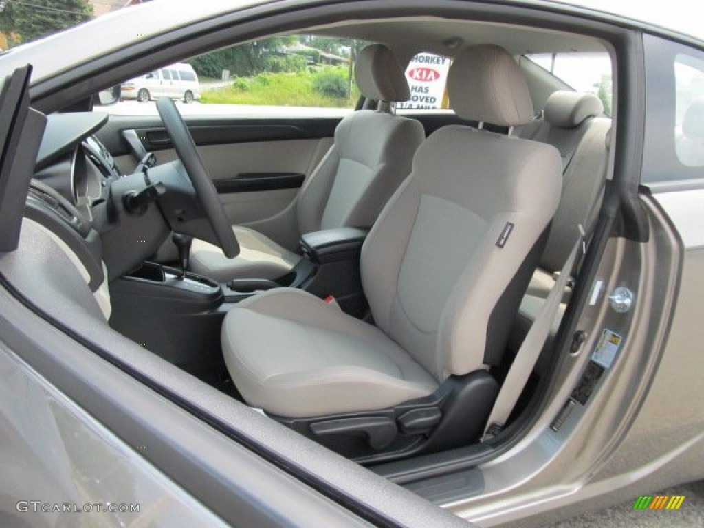 Stone interior 2010 kia forte koup ex photo 51603376 for 2010 kia forte koup interior