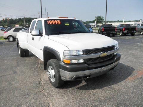 2001 chevrolet silverado 3500 ls extended cab 4x4 dually. Black Bedroom Furniture Sets. Home Design Ideas