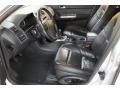 2006 S40 T5 AWD Off Black Interior
