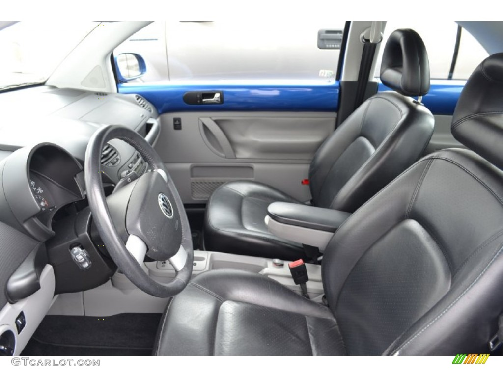 2002 Volkswagen New Beetle Glx 1 8t Coupe Interior Photo 51610510