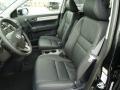 Black Interior Photo for 2011 Honda CR-V #51615772