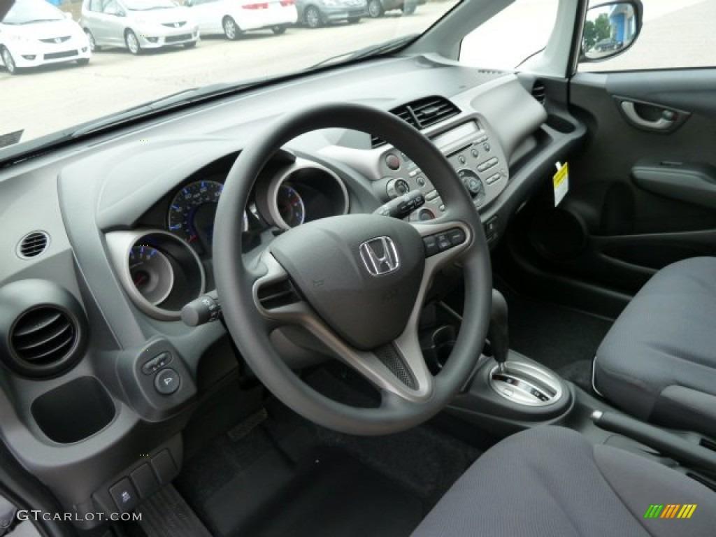 2011 Honda Fit Interior Color Photos
