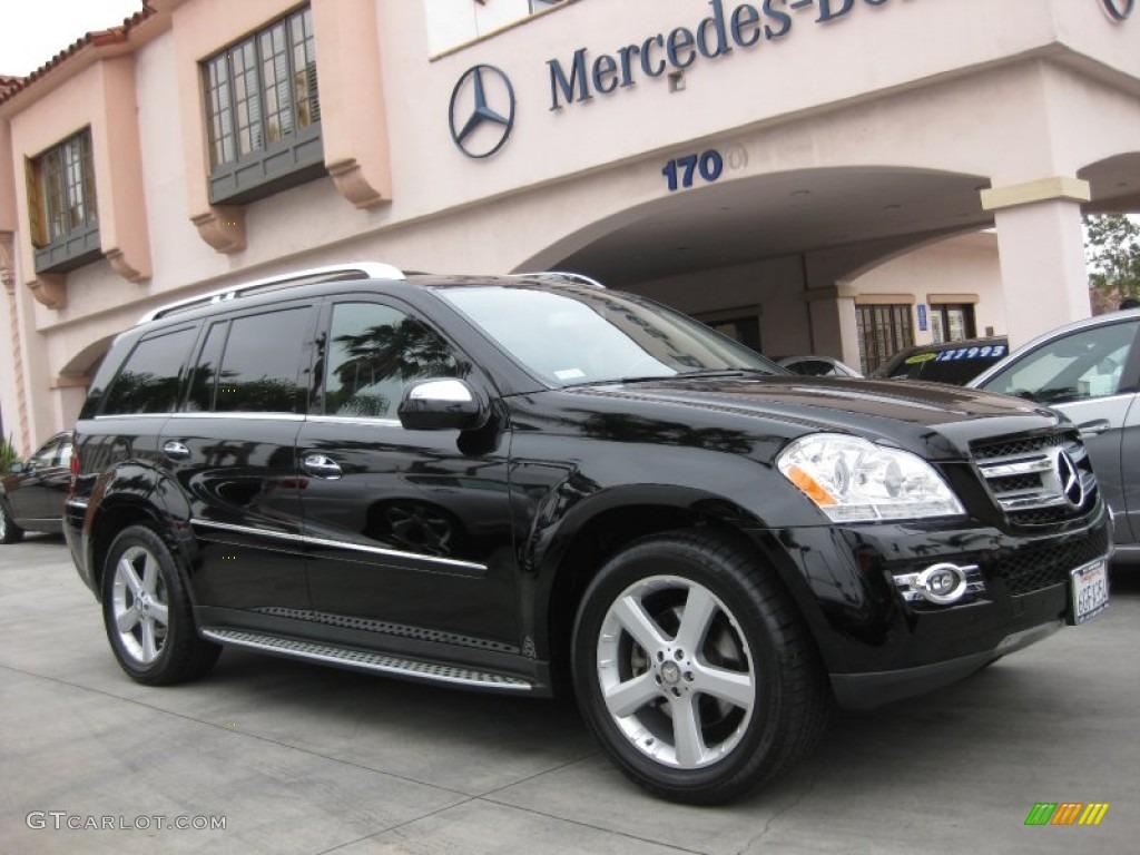 2009 black mercedes benz gl 450 4matic 51613623 for 2009 mercedes benz gl550 4matic