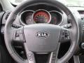 2011 Bright Silver Kia Sorento SX V6 AWD  photo #20