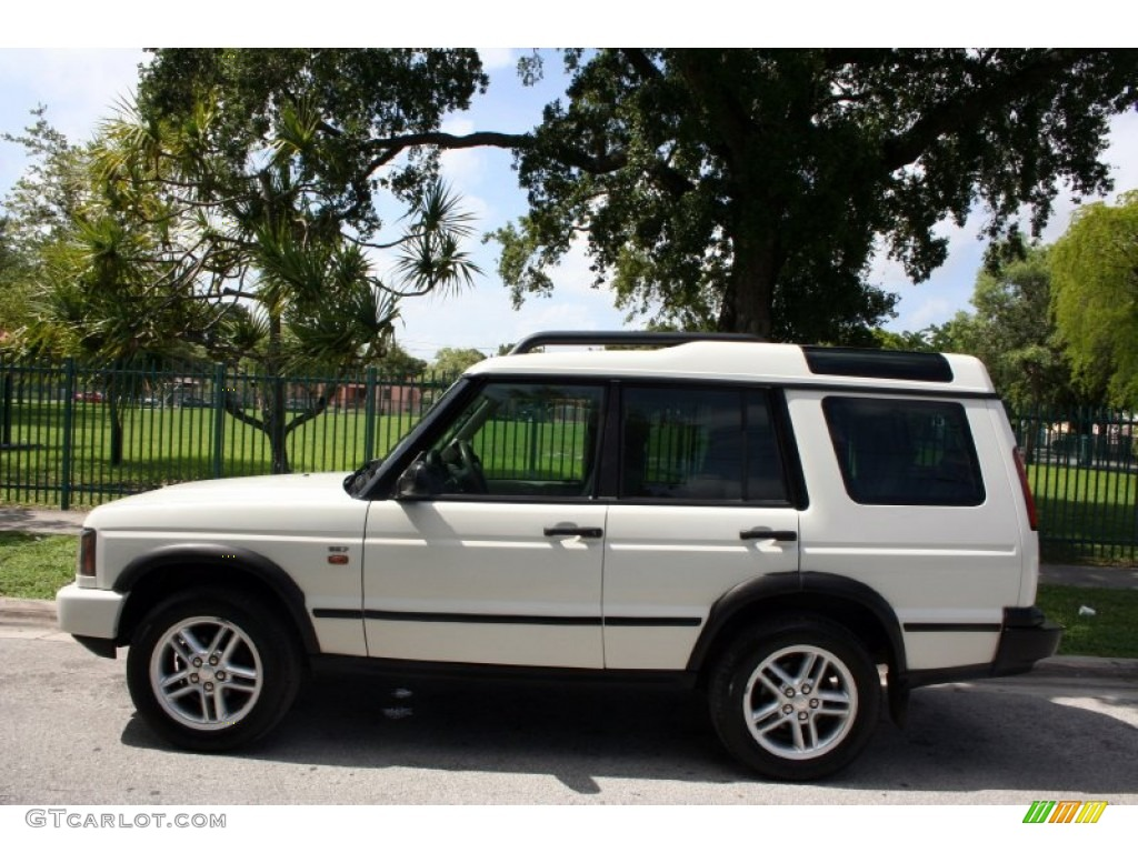 chawton white 2004 land rover discovery se7 exterior photo 51644014. Black Bedroom Furniture Sets. Home Design Ideas