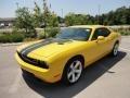 Detonator Yellow 2010 Dodge Challenger Gallery