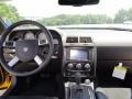2010 Dodge Challenger Dark Slate Gray Interior Dashboard Photo