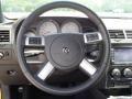 2010 Dodge Challenger Dark Slate Gray Interior Steering Wheel Photo