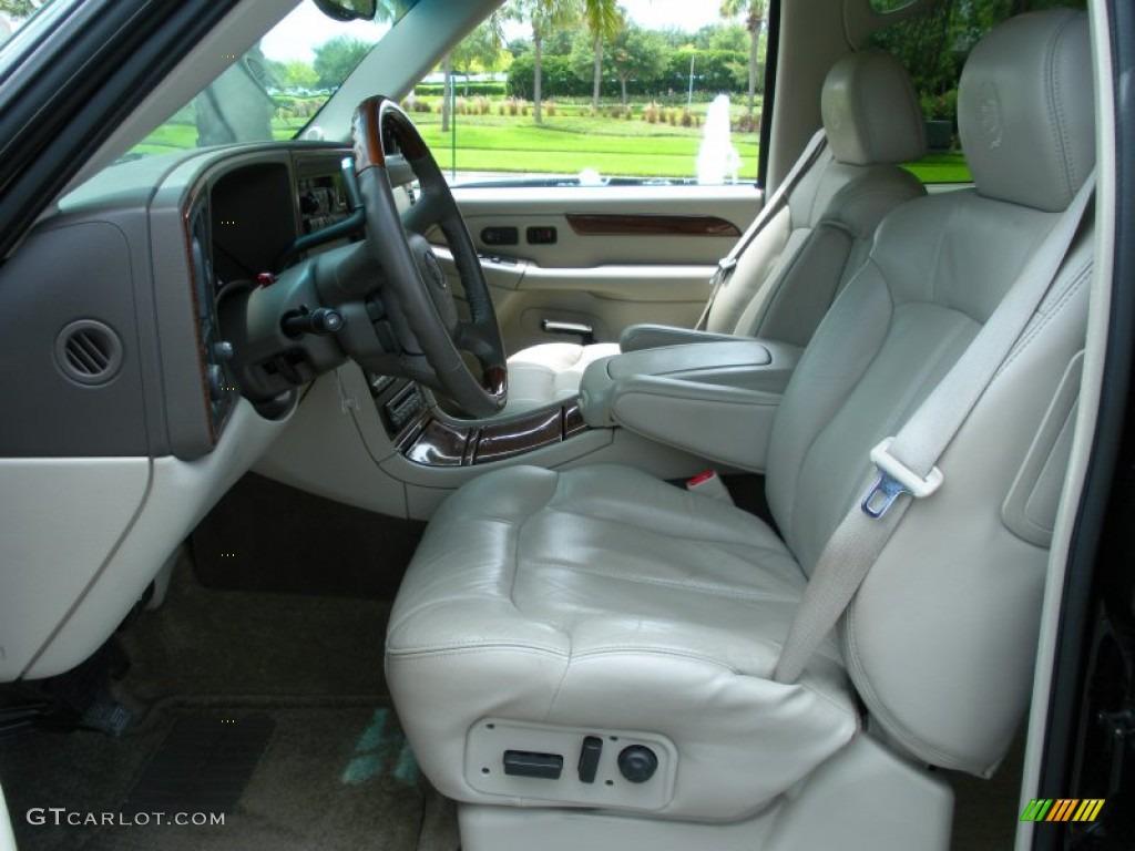 2002 Cadillac Escalade Standard Escalade Model Interior Photo 51647881