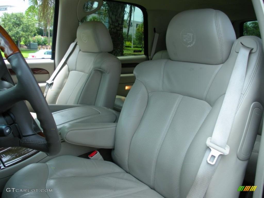 Shale Interior 2002 Cadillac Escalade Standard Escalade Model Photo 51647896