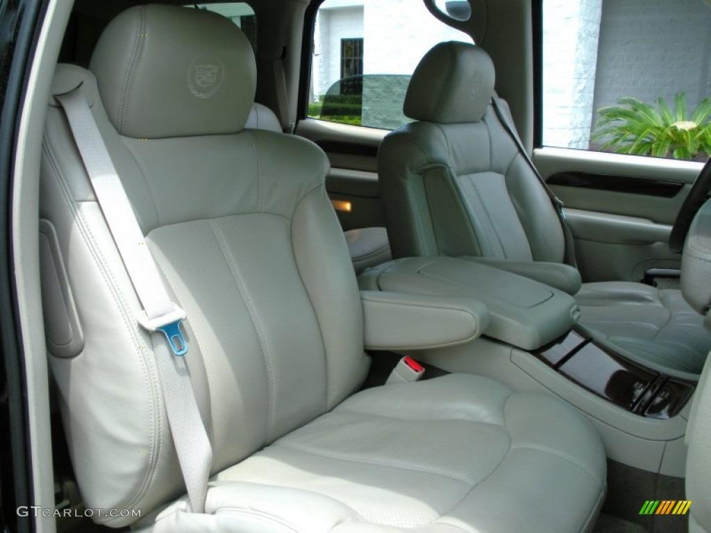 2002 Cadillac Escalade Standard Escalade Model Interior Photo 51647971
