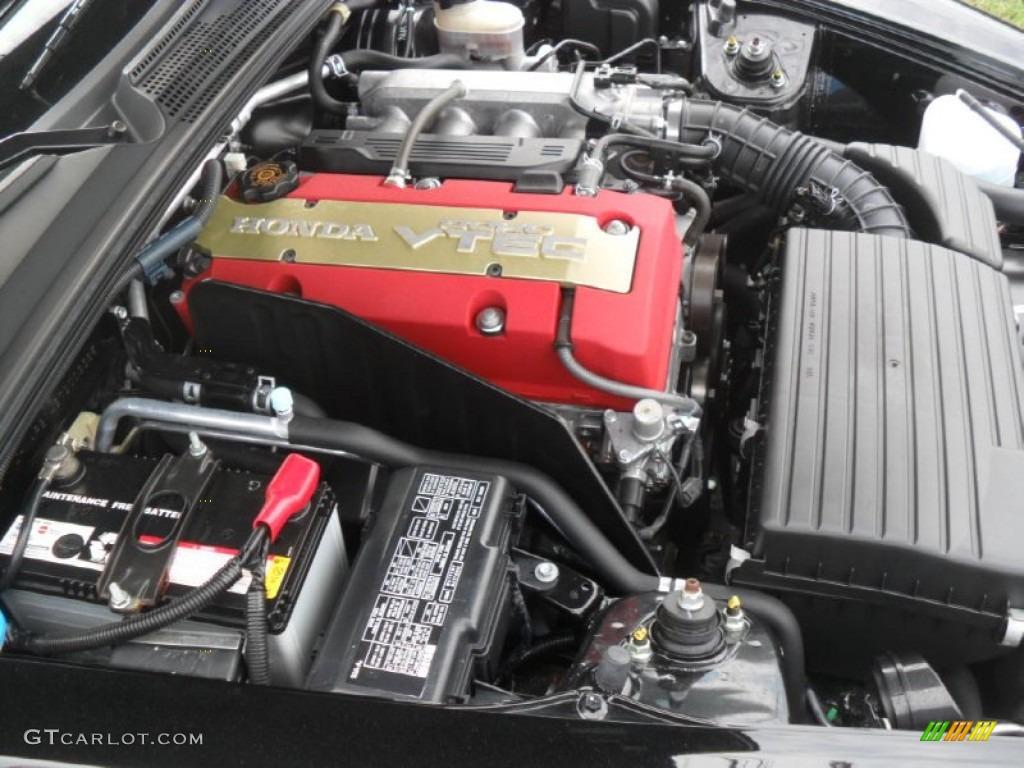 2007 Honda S2000 Roadster 2 2 Liter Dohc 16 Valve Vtec 4