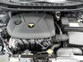 2012 Elantra GLS 2.0 Liter DOHC 16-Valve D-CVVT 4 Cylinder Engine