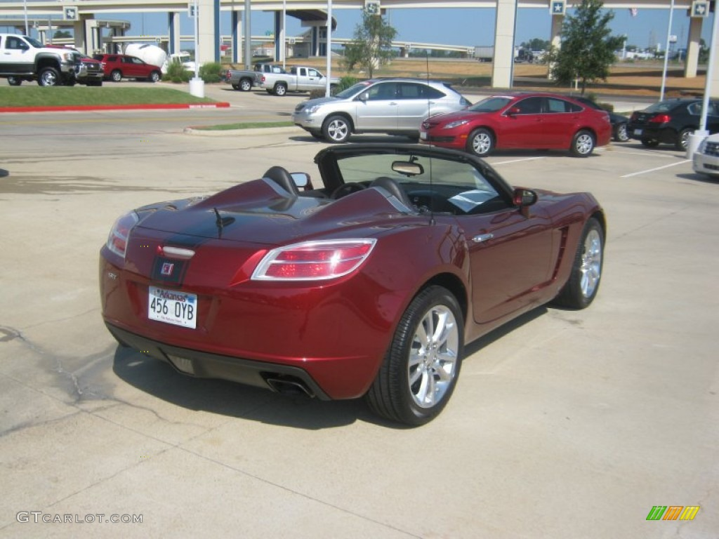 2009 ruby red saturn sky ruby red special edition roadster 51613875 photo 5. Black Bedroom Furniture Sets. Home Design Ideas