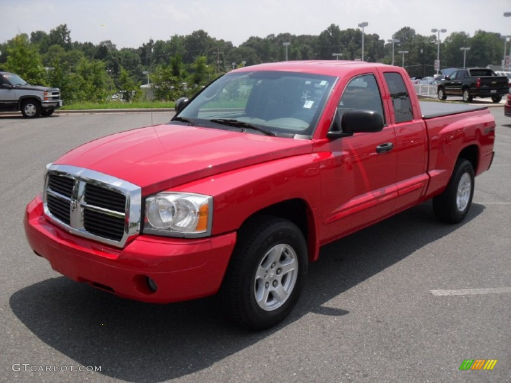 on 2002 Dodge Dakota Blue