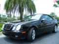 Black 2000 Mercedes-Benz CLK Gallery
