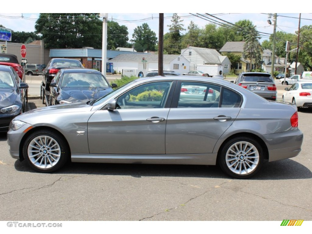 space gray metallic 2010 bmw 3 series 335i xdrive sedan. Black Bedroom Furniture Sets. Home Design Ideas