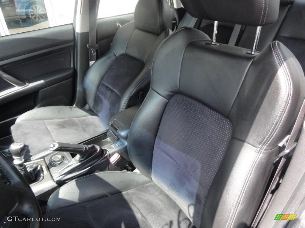 2008 Subaru Legacy 25 GT specB Sedan interior Photo 51656701