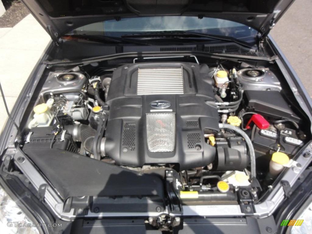 2008 Subaru Legacy 2 5 Gt Spec B Sedan 2 5 Liter