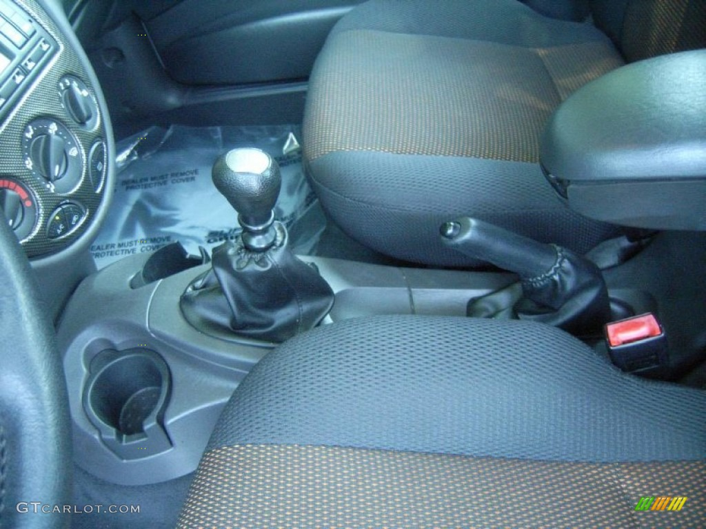 ford focus 2002 manual transmission