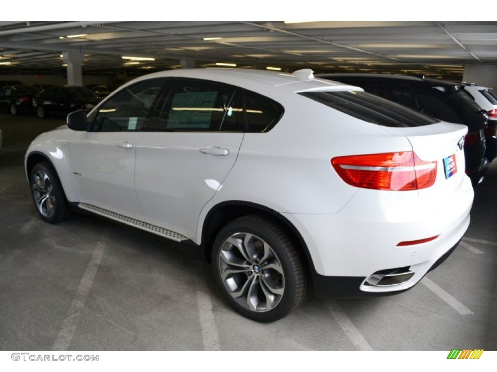 alpine white 2012 bmw x6 xdrive50i exterior photo. Black Bedroom Furniture Sets. Home Design Ideas