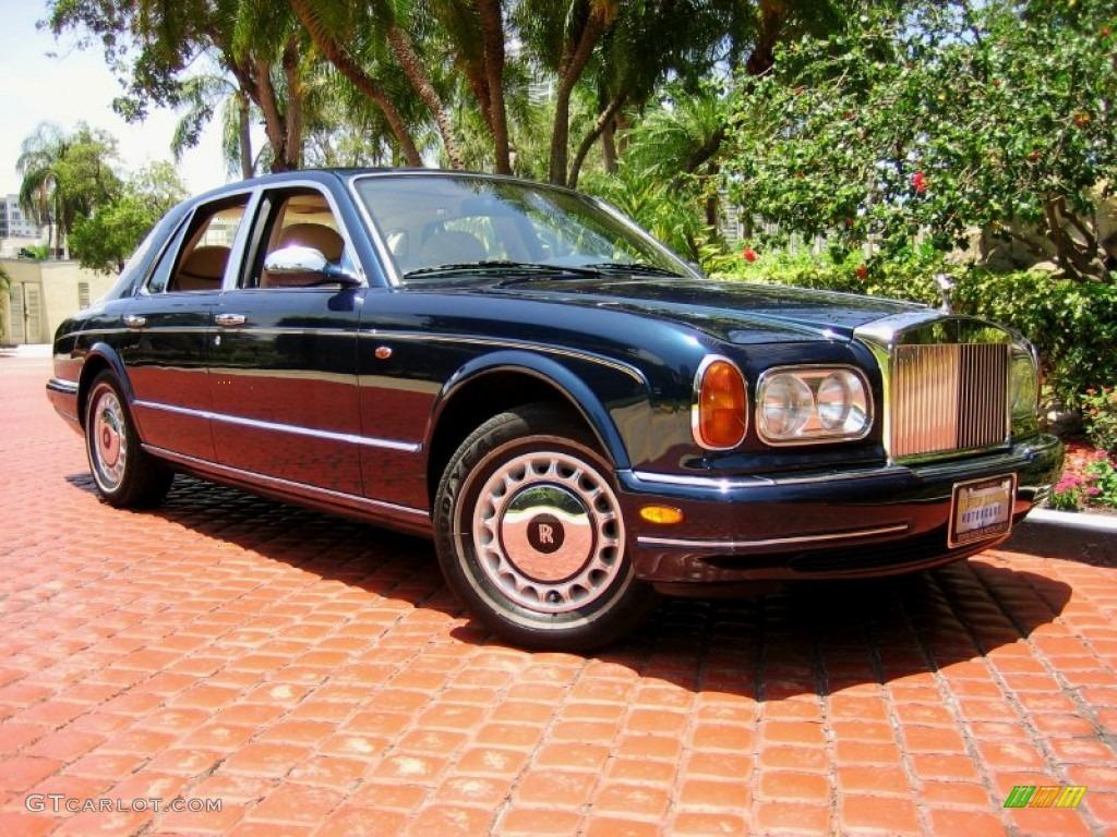 1999 royal blue rolls royce silver seraph 51669953 car color galleries. Black Bedroom Furniture Sets. Home Design Ideas