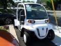 2011 e e4 4 Passenger Electric Car Crystal White