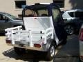 Ocean Sapphire Blue Metallic - e eS Short Back Utility Electric Car Photo No. 3