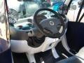 Controls of 2009 e eS Short Back Utility Electric Car