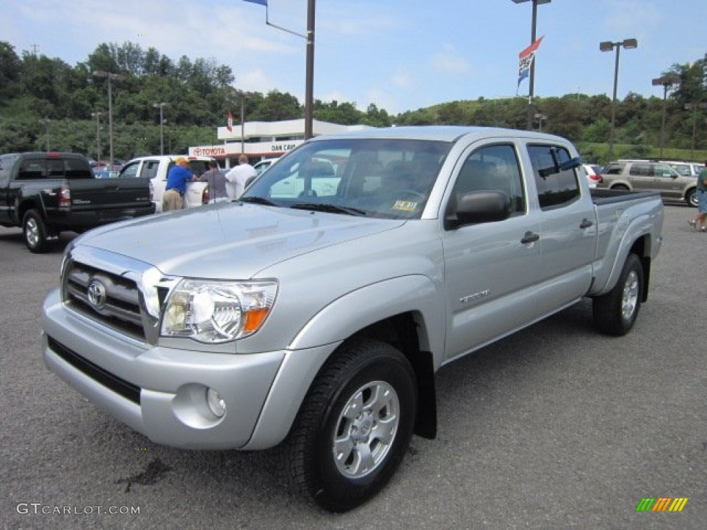 2009 toyota tacoma v6 sr5 double cab 4x4 exterior photos. Black Bedroom Furniture Sets. Home Design Ideas