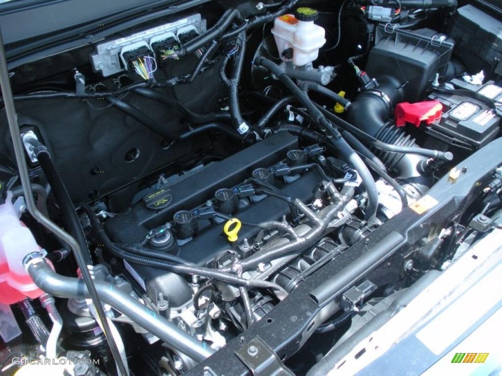 2012 ford escape xlt 2 5 liter dohc 16 valve duratec 4 cylinder engine photo 51685875. Black Bedroom Furniture Sets. Home Design Ideas