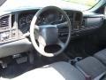 2002 Light Pewter Metallic Chevrolet Silverado 1500 LS Regular Cab  photo #11