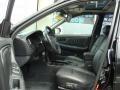 Dusk Gray 2000 Nissan Altima Interiors