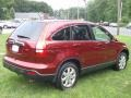 2009 Tango Red Pearl Honda CR-V EX-L 4WD  photo #26