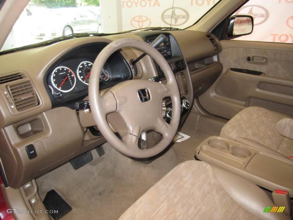 Saddle Interior 2004 Honda Cr V Lx 4wd Photo 51733654 Gtcarlot Com