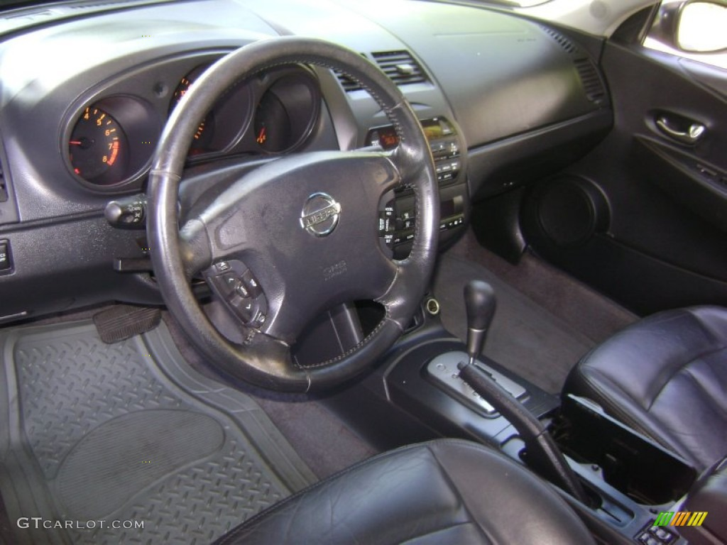 Marvelous 2002 Nissan Altima 3.5 SE Interior Photo #51742939