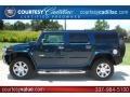 All-Terrain Blue 2008 Hummer H2 SUV